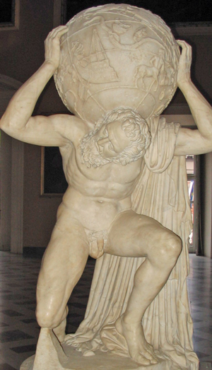 Varnese atlas, 2nd century